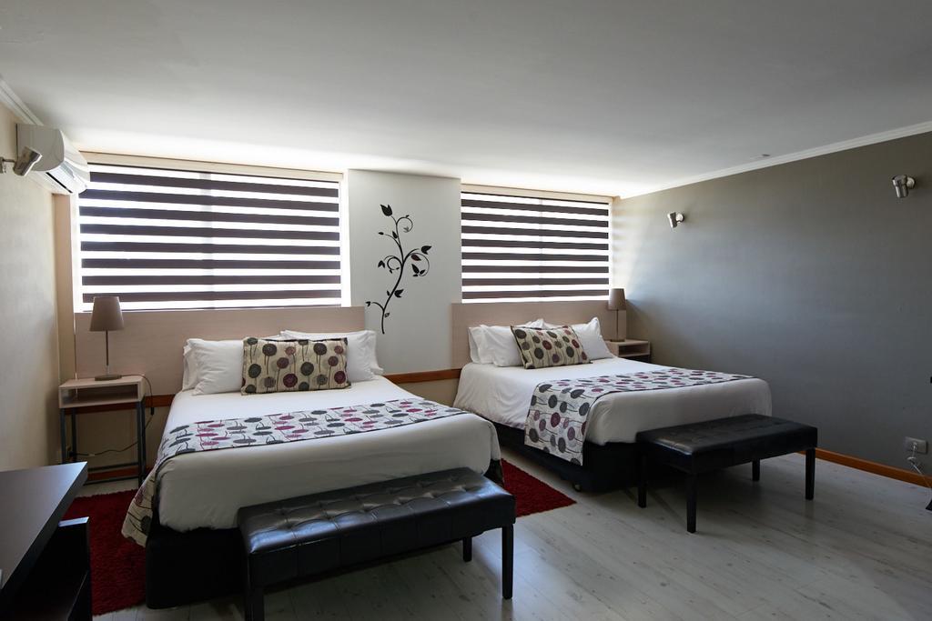 Apart Hotel Aragón temuco