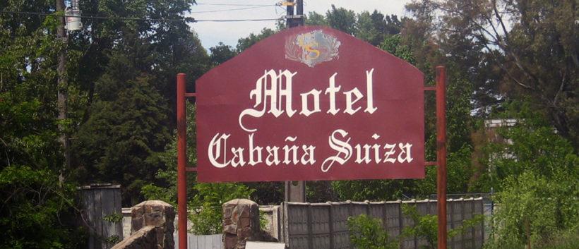 motel cabaña suiza los ángeles