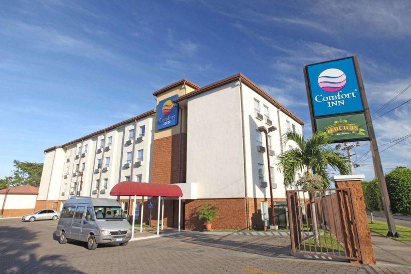 motel confort inn san miguel el salvador
