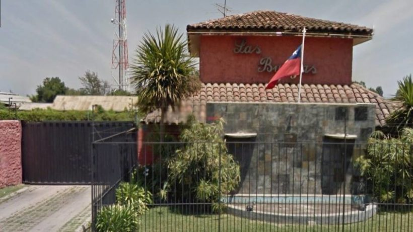 motel las burgas maipú