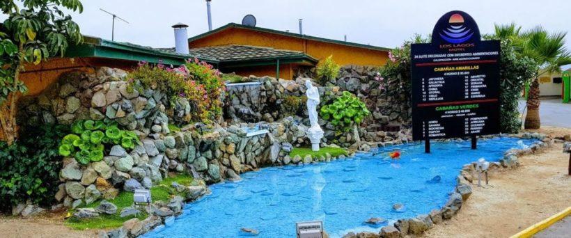 motel los lagos la serena