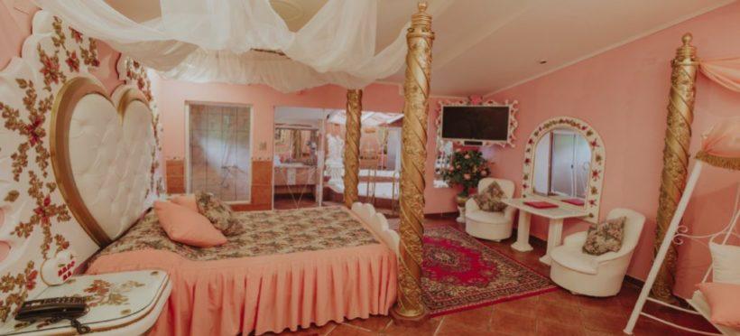 motel los lagos con jacuzzi