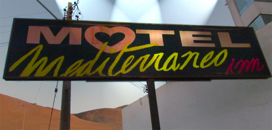 motel mediterraneo inn en antofagasta
