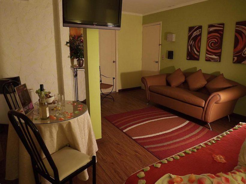 motel vértigo ñuñoa