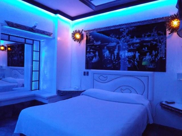 habitación del motel en san francisco