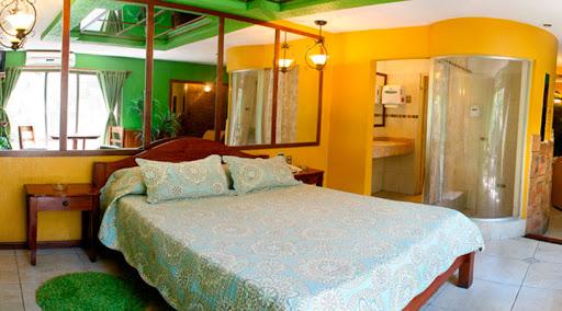 habitación del motel ipanema